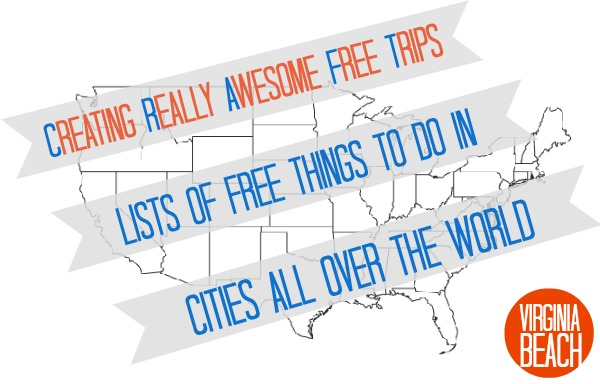Free things to do in Virginia BEach