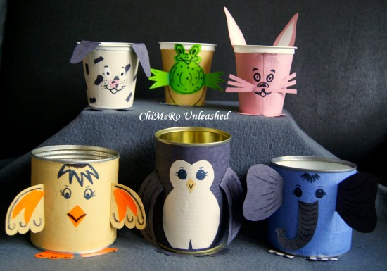 49 Tin can crafts - C.R.A.F.T.