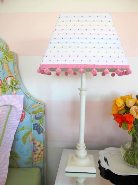 22 Diy Lampshade Makeovers C R A F T