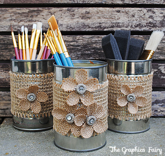 49 tin can crafts c r a f t for Things made out of tin cans