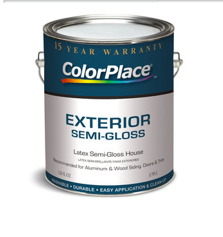 Wal Mart paint is bad