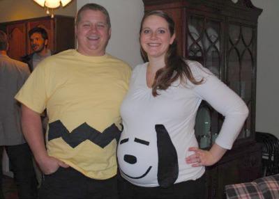 Diy Pregnant Halloween Costumes C R A F T