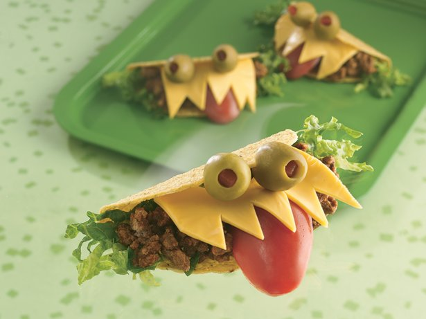 Healthy halloween dinner ideas