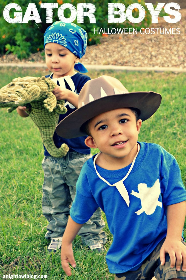 Homemade halloween costumes c r a f t for Diy halloween costumes for kid boy