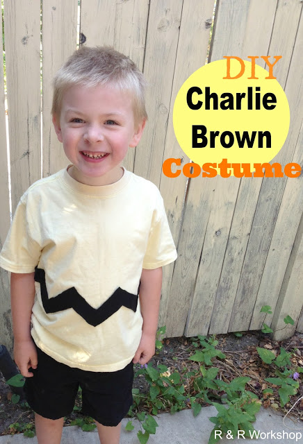 DIY kid costume