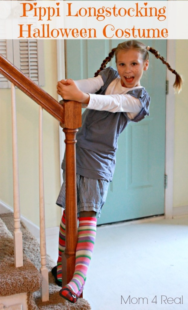DIY Pippi Longstocking