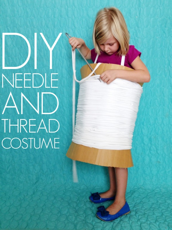 DIY Needle and Thread Costume by CRAFT
