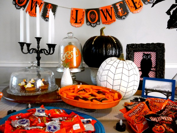 Halloween party decor - C.R.A.F.T.
