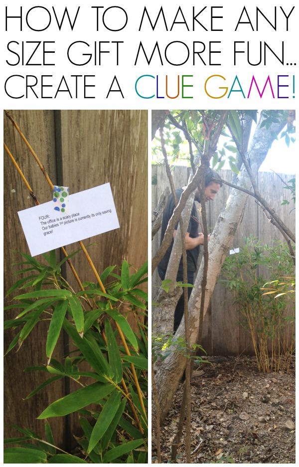 Scavenger hunt ideas for kids and adults!