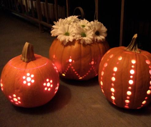 Unique pumpkin ideas