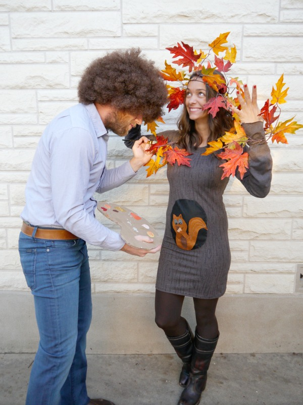 diy family halloween costume
