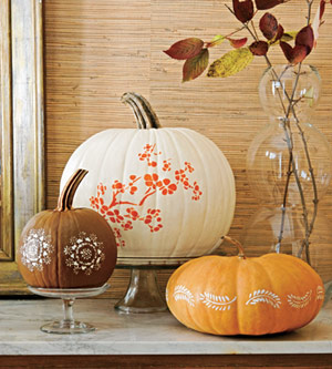unique pumppkin ideas