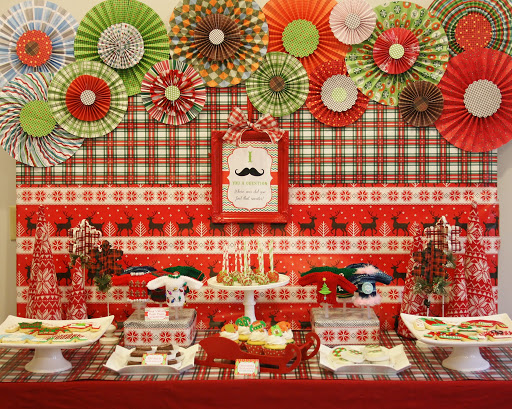 ugly sweater christmas party ideas - Christmas Party Decorations