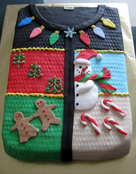 tacky sweater christmas party ideas