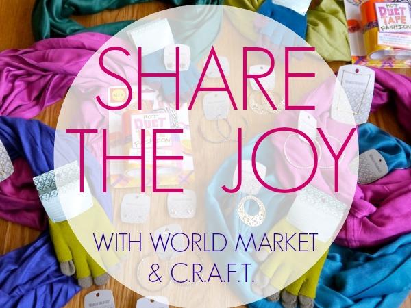 World Market Share the Joy