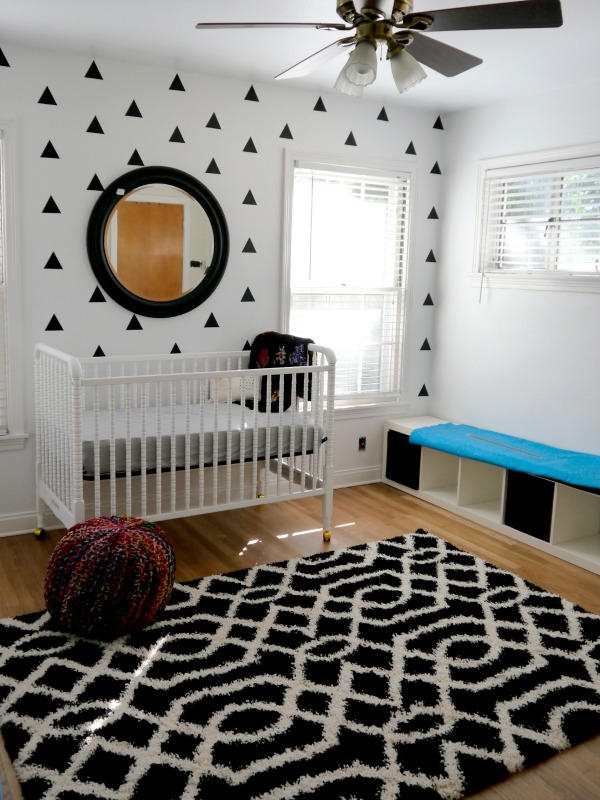 DIY nursery ideas