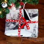 Wrap it Up #6: DIY Photo Gift Wrap Paper