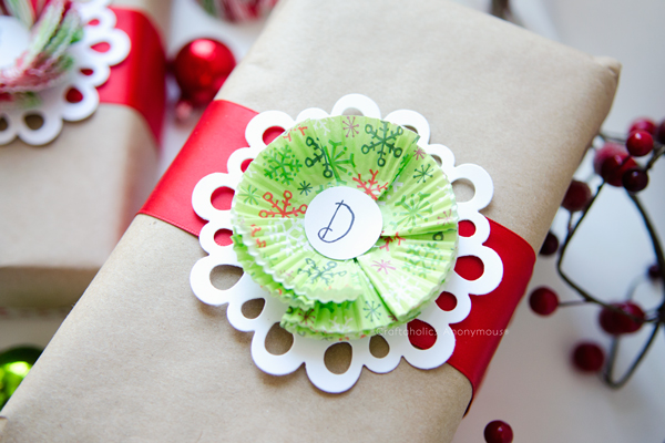 Creative ways to wrap gifts