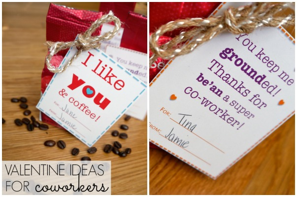 Valentine Ideas For Coworkers C R A F T