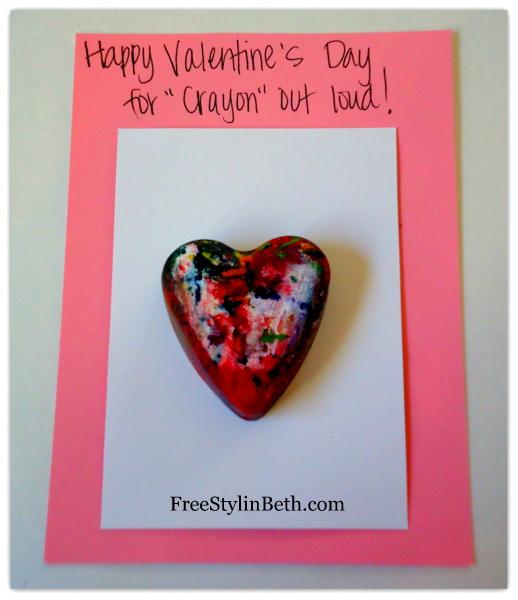 Non candy Valentines Day idea