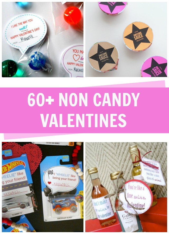 65 Non Candy Valentines Day Sayings - C.R.A.F.T.