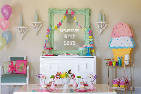 Baby Sprinkle Party Ideas Craft