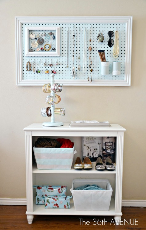 DIY Peg board projects