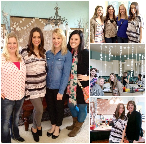 DIY Star baby shower