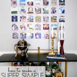 Super simple instagram collage