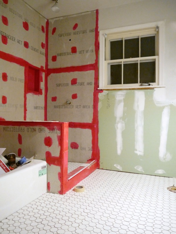 Bathroom Remodel How To Tile Part 5 C R A F T