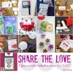 Share the Love 2014: 13 Free printable Valentines day cards