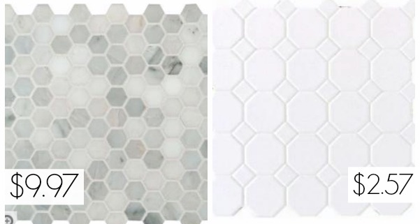 Tile choice