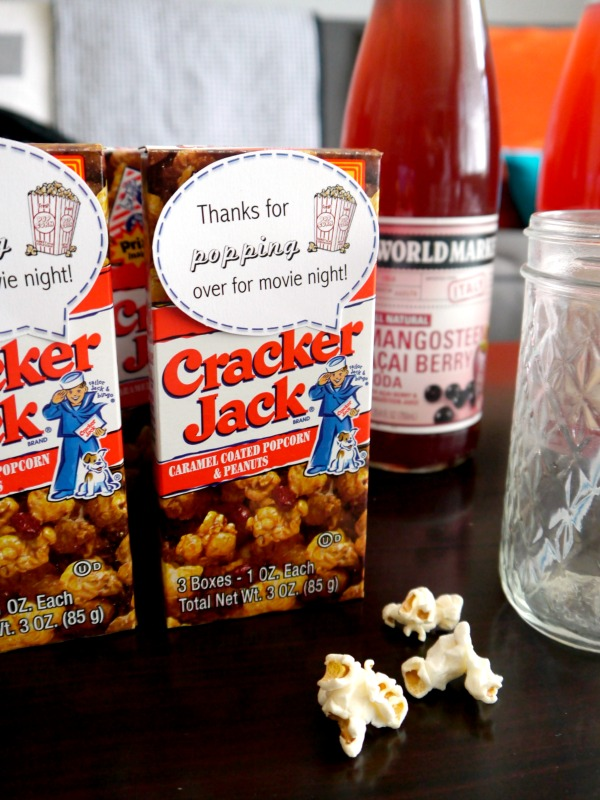 Party Ideas For A Movie Night At Home CRAFT