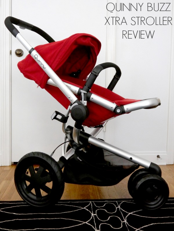 Qunny buzz xtra stroller review