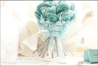 Lolly pop bouquet