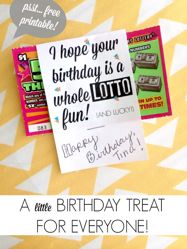 diy birthday gifts