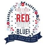 101 4th of July decorations {+ Free printable}