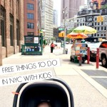 Free things to do in New York City with kids {Downtown}