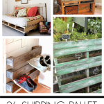26 Shipping Pallet Projects