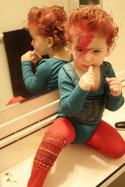 DIY Pop culture Halloween costumes