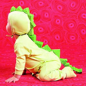 DIY dino costume