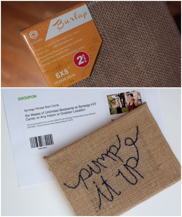 Creative ways to give groupons craft creative ways to give gift cards colourmoves Gallery