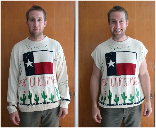 Ugly Christmas sweater ideas - C.R.A.F.T.