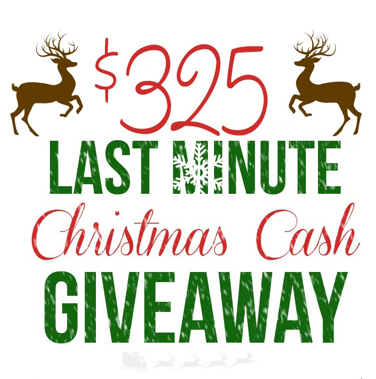 Christmas Cash Giveaway at C.R.A.F.T.