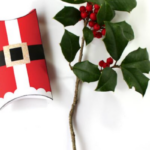Free Santa Pillow Box