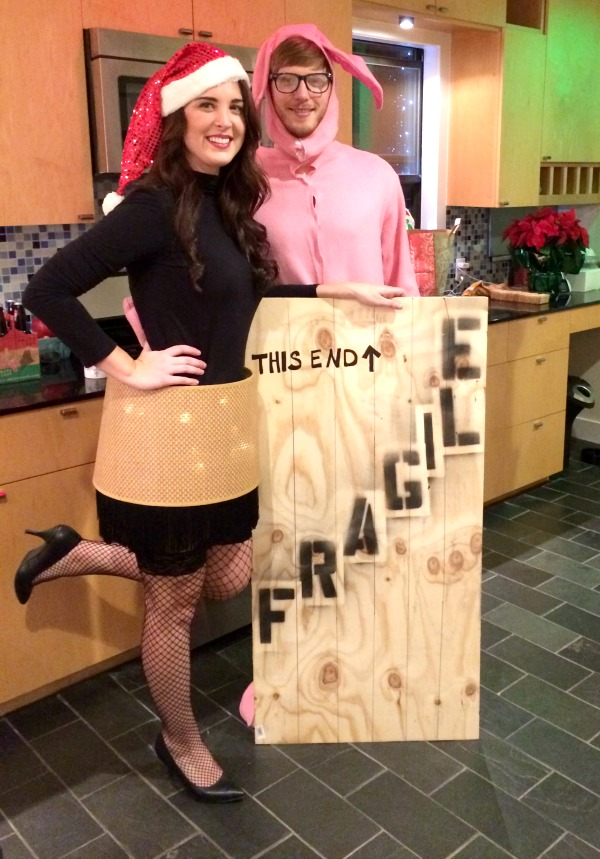 Lamp From Christmas Story Costume.25 Diy Couples Costumes C R A F T