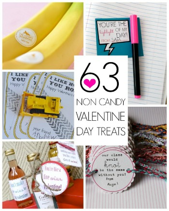 Non candy Valentine ideas