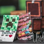 Share the Love: Minecraft Valentine