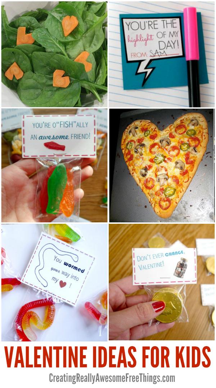 Kid Valentines ideas