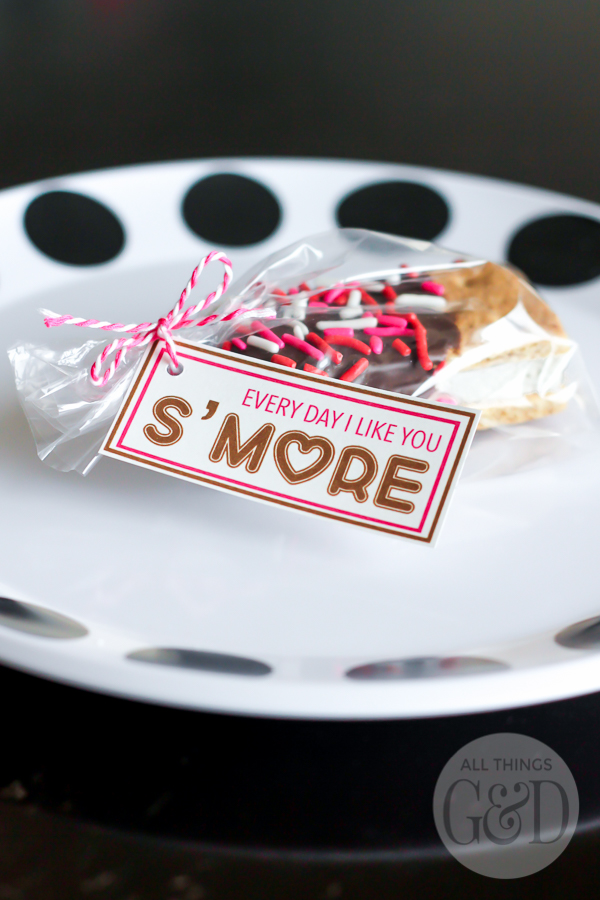 Everyday I like you S'more
